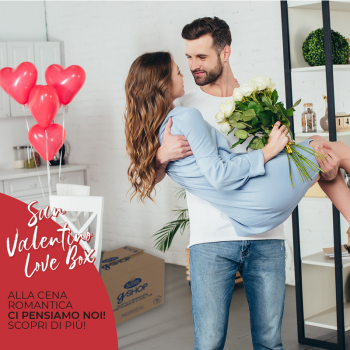 Tasty Box - Cena Romantica