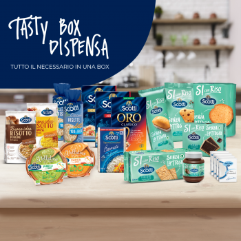 TASTY BOX - DISPENSA