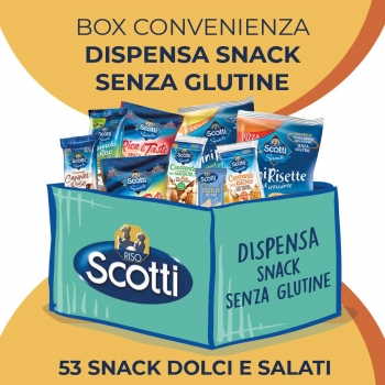 Dispensa Snack Senza Glutine