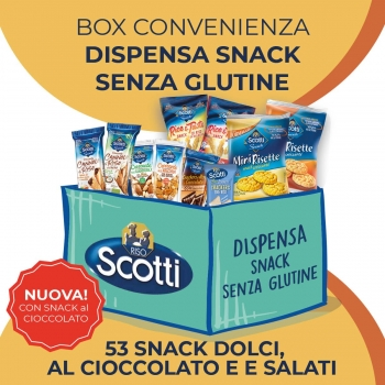copy of Dispensa Snack RSS senza glutine
