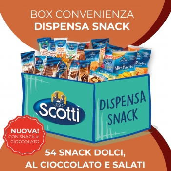 copy of Dispensa Snack RSS