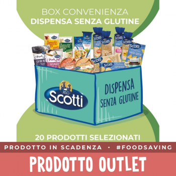 OUTLET - Dispensa Senza Glutine